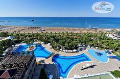 #Turcia 💕 Oferte #EarlyBooking de nerefuzat 😍 #HotelVizitat KAMELYA SELIN 5* 🕌 din #Side se află lângă o plajă frumoasă cu nisip 🏖, oferă servicii la un raport calitate / preț excelent ✅, piscine mari, echipă de animație și spectacole 🎉, terenuri de sport ⚽, tobogane acvatice 💧, centru SPA 🧖🏼♀️ și restaurante a`la carte 🥗 și are acum până la ❗ 20% Reducere Early Booking ❗ Beneficiază de #OfertaSpecială 🤩 și rezervă din timp o…