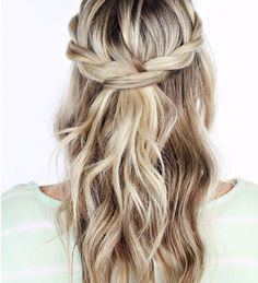 6 easy lazy hairstyles 10 easy little girls hairstyles cutest ideas in 5 minutes 5 minute hairstyles you need in your life the 10 best 5 minute hairstyles that keep hair out of your 5 minute hairstyles for school learn how 22 5 minute hairstyles. Easy Lazy Hairstyles, Easy And Beautiful Hairstyles, Easy Wedding Guest Hairstyles, 5 Minute Hairstyles, Holiday Hairstyles, Hairstyles For School, Summer Hairstyles, Braided Hairstyles, Cool Hairstyles