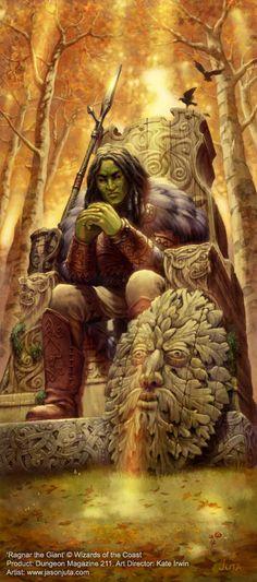 Jason Juta- Ragnar the Giant