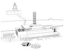 Resultado de imagen de new tate modern scale plans Tate Modern London, Concept Architecture, Contemporary, Rem Koolhaas, Architectural Drawings, Fall, Autumn, Fall Season, Drawing Architecture