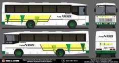 Onibus Marcopolo, Paper, Design, Cardboard Car, Design Cars, Drawings