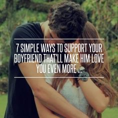 7 Simple Ways to Support Your Boyfriend That'll Make Him Love You Even More . Fight With Boyfriend, Missing You Boyfriend, Things To Do With Your Boyfriend, Quotes For Your Boyfriend, First Boyfriend, Compliments For Boyfriend, Cute Compliments, Serious Relationship, Relationship Tips