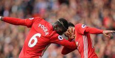 Pogba and Lingard Dabbing