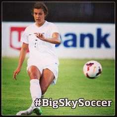 PSU's Torie Morris is this week's co-defensive soccer player of the week after allowing only 4 shots on goal and 8 total shots in two Big Sky wins over the weekend. Morris also scored the game-winning goal in PSU's 1-0 win over UND #BigSkySoccer #GoViks @Portland State University GoViks!
