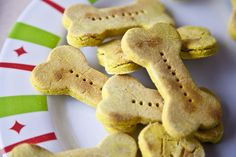 D.I.Y. Pumpkin Dog Treats! - DoggieBuddy