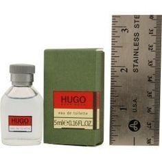 Hugo Men Eau De Toilette Splash by Hugo Boss, Mini, 0.17 Ounce by Hugo Boss. $10.36. Year Introduced: 1995. Recommended: daytime. Fragrance Notes: woods, fresh citrus and spicy leaves.. EDT .17 OZ MINI. EDT .16 OZ MINI Design House: Hugo Boss Year Introduced: 1995 Fragrance Notes: Woods Fresh Citrus And Spicy Leaves. Recommended Use: Daytime. Save 48%! Hugo Men, Hugo Boss, Tear, Male Beauty, Fragrances, Woods, Spicy, Leaves, House Design