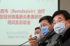 China Begins Testing an Antiviral Drug in Coronavirus Patients Coronavirus Drugs (Pharmaceuticals) Inventions and Patents Clinical Trials Epidemics Research your-feed-healthcare Medical News, Medical Science, Medical Technology, Energy Technology, Technology Gadgets, Medicine Journal, Doctor In, Wuhan, Scandal