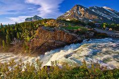 Montana, Glacier National...: Photo by Photographer Ya Zhang - photo.net