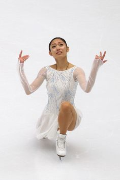 Miki Ando (Photo by Feng Li/Getty Images)