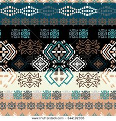 Find Ethno Seamless Pattern Ethnic Boho Repeatable stock images in HD and millions of other royalty-free stock photos, illustrations and vectors in the Shutterstock collection. Thousands of new, high-quality pictures added every day. Art Deco Pattern, Ethnic Patterns, Colour Board, Color, Illustrations, Art Background, Tribal Art, Designer Wallpaper, Fabric Design