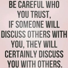 This is so true! I have definitely learned my lesson! Never again!!!! You can't count on just anyone!