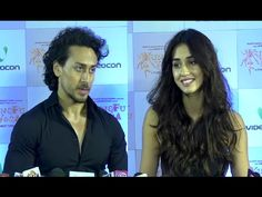 Tiger Shroff & Disha Patani at the premiere of KUNG FU YOGA movie. Tiger Shroff, Disha Patani, Kung Fu, Gossip, Interview, Yoga, Youtube, Movies, Films