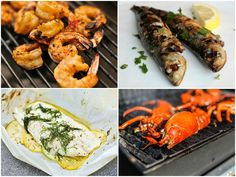 Sure, Memorial Day may be a burgers and 'dogs kinda holiday, but that doesn't mean that seafood can't make a splash.
