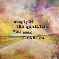 simply be...