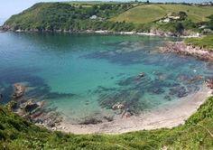 Talland Bay Beach, Polperro,Cornwall