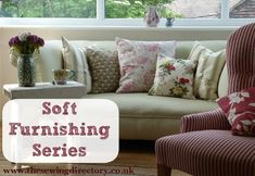 Re-vamp your home with these great projects and tips from Pippa Blackler Soft Furnishings.
