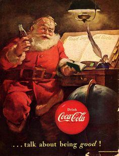 Haddon Sundblom | El mito del Papá Noel creado por Coca-cola y la verdad de la ...