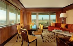 Every room at 45 Park Lane boasts magical views of Hyde Park