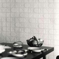 Kitchen Backsplash by Royal Mosa - artist Kho Liang Ie