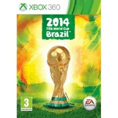 FIFA World Cup Brazil 2014 Xbox 360 Game Experience all the Fun Excitement and Drama of Footballrsquo