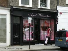 Before I know it, we are pulling outside a small black storefront and I look up to see 'Agent Provocateur' written in a gorgeous pink script. Lingerie. Okay, I can do this. I take Alex's hand as he leads me into the shop and I am astonished when the assistant walks over and greets him by name. Clearly he has been here before.