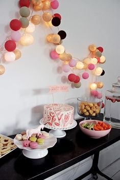 Mer Mag: A 4th Birthday Party for Miss Milla