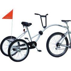 transformer son v lo en tricycle avec trikezilla v lo et design pinterest design. Black Bedroom Furniture Sets. Home Design Ideas