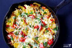 Migas Mexican Eggs Recipe   gimmesomeoven.com