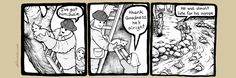 Kitty Stuck by Nicholas Gurewitch. Lol this is terrible. Perry Bible Fellowship, Got Him, Comic Strips, Kitty, Humor, Comics, Awesome, Artist, Animals