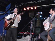 Pic from @Emily Kirkpatrick Lee DeWyze and Jordan Katz at the Altar Bar in Pittsburgh, PA 11/11/13