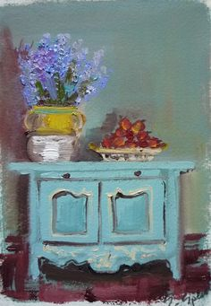 Provence Sideboard by shannspishak on Etsy, $8.00