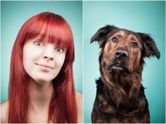They Say Owners And Dogs Begin To Look Alike -- This Proves It!