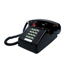 Teléfono de escritorio. Comunicate como en los 60's.
