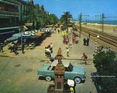 Un paseo por la Rambla de 1963. #badona #barcelona #rambladebdn #Arxius