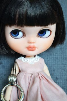 Blythe Icy Doll OOAK Custom Carlaxy Icy Basis Doll | eBay