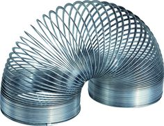 "Slinky -- I loved mine and so did my daughters.  When my youngest daughter was 5, we were shopping for a gift for her to take to a birthday party and as we were taking her selection to the register, she grabbed a Slinky and insisted on getting it too.  I told her I was sure her friend already had one and she put her hands on her hips and said""Mom, a kid can never have TOO many Slinkys!"" I bought it as well...  :)"