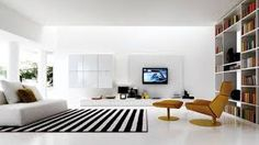 Image result for white floor and coffee brown windows