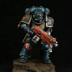 Warhammer Paint, Warhammer Models, Warhammer 40000, Guardia Imperial 40k, Dark Brotherhood, Tau Empire, Deathwatch, Sci Fi Armor, Warhammer 40k Miniatures