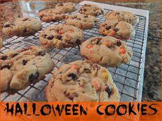 Halloween Cookies / Walking on Sunshine Recipes