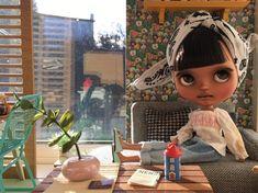 What a beautiful sunshine! #tiinacustom #dollhouse