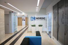 Biuro Nordic Semiconductor Showroom, Doors, Outdoor Decor, Design, Home Decor, Decoration Home, Room Decor, Home Interior Design