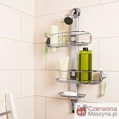 Organizer prysznicowy Simplehuman Caddy, 70 cm - CzerwonaMaszyna.pl