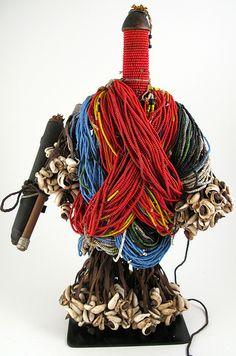 Beaded Doll, Fali, Cameroon | Flickr - Photo Sharing!