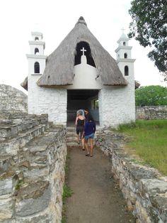 Xcambo ruin