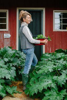 Kitchen Gardening Workshop by luisa brimble, via Flickr