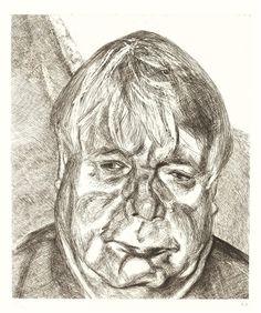 Artworks of Lucian Freud (British, 1922 - 2011)