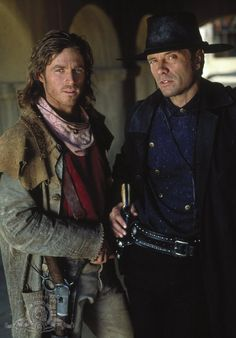 Still of Michael Biehn in The Magnificent Seven
