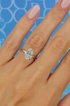 Oval Shaped Engagement Rings, Oval Solitaire Engagement Ring, Engagement Ring Shapes, Moissanite Wedding Rings, Dream Engagement Rings, Oval Wedding Rings, Western Engagement Rings, Western Rings, Most Beautiful Engagement Rings