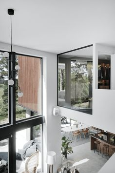 Lastest Home Design. Try These Useful Ideas For Home Improvement. You don't want a house that is structurally unsafe or filled with inferior home improvement work. Modern House Design, Modern Interior Design, Interior Design Living Room, Interior Architecture, Interior Decorating, Contemporary Home Design, Decorating Blogs, Luxury Home Decor, Luxury Homes