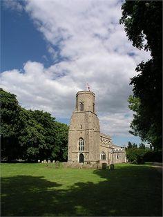 St. Mary's Church Wood Ditton England - Elizabeth Grace Kilbourne - View media - Ancestry.com
